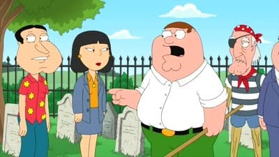 Family Guy: Temporada 12, Capitulo 1