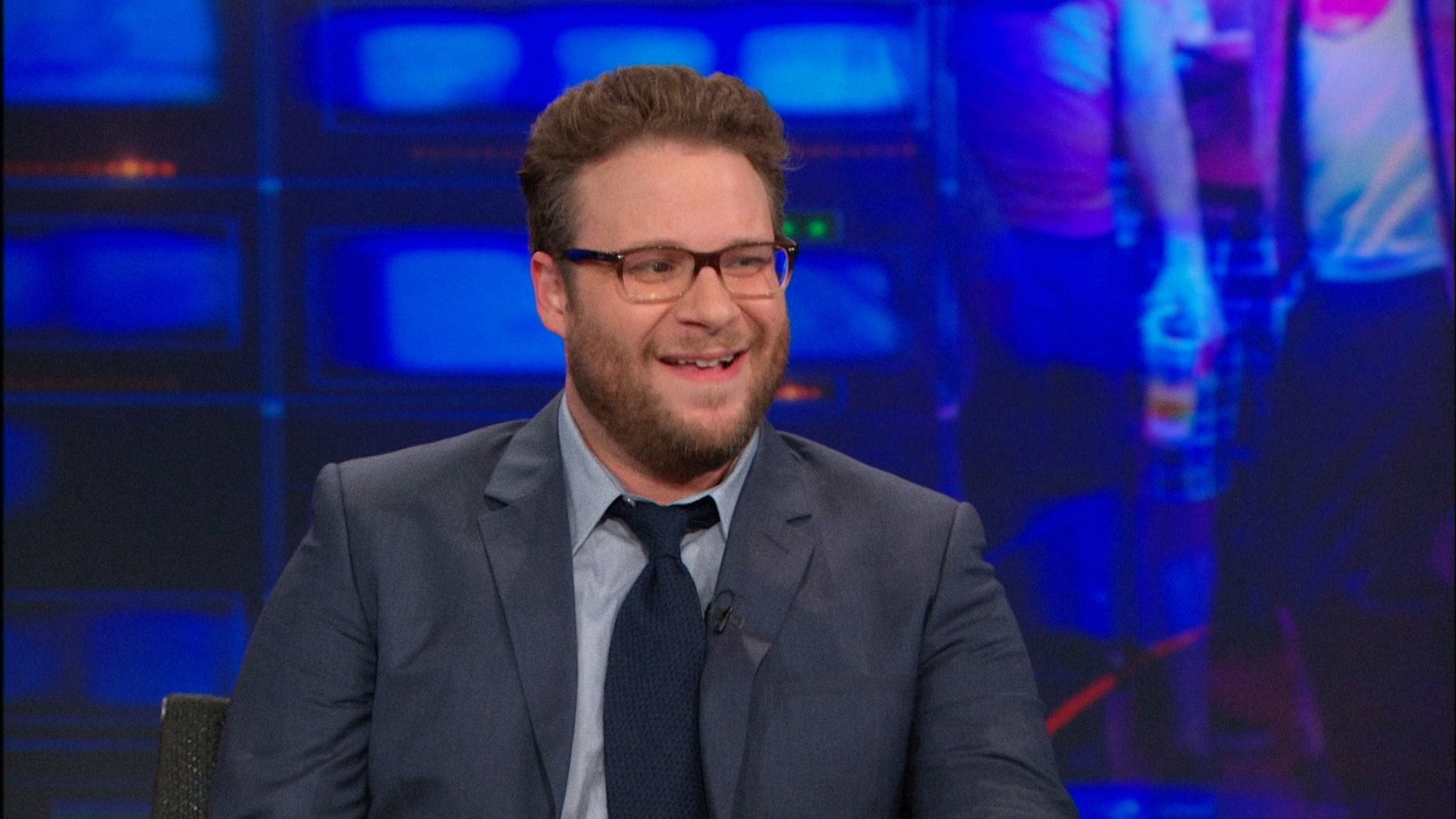The Daily Show with Trevor Noah Season 19 :Episode 101  Seth Rogen