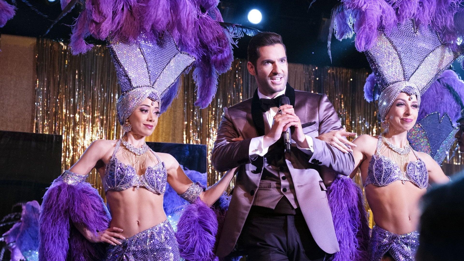 Lucifer Season 3 :Episode 6  Vegas With Some Radish