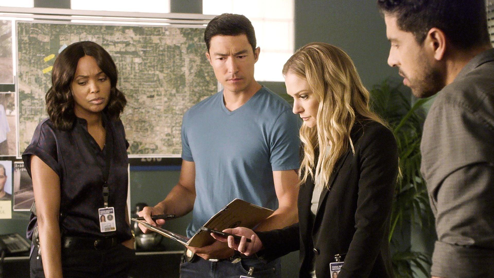 Criminal Minds Season 14 :Episode 4  Innocence
