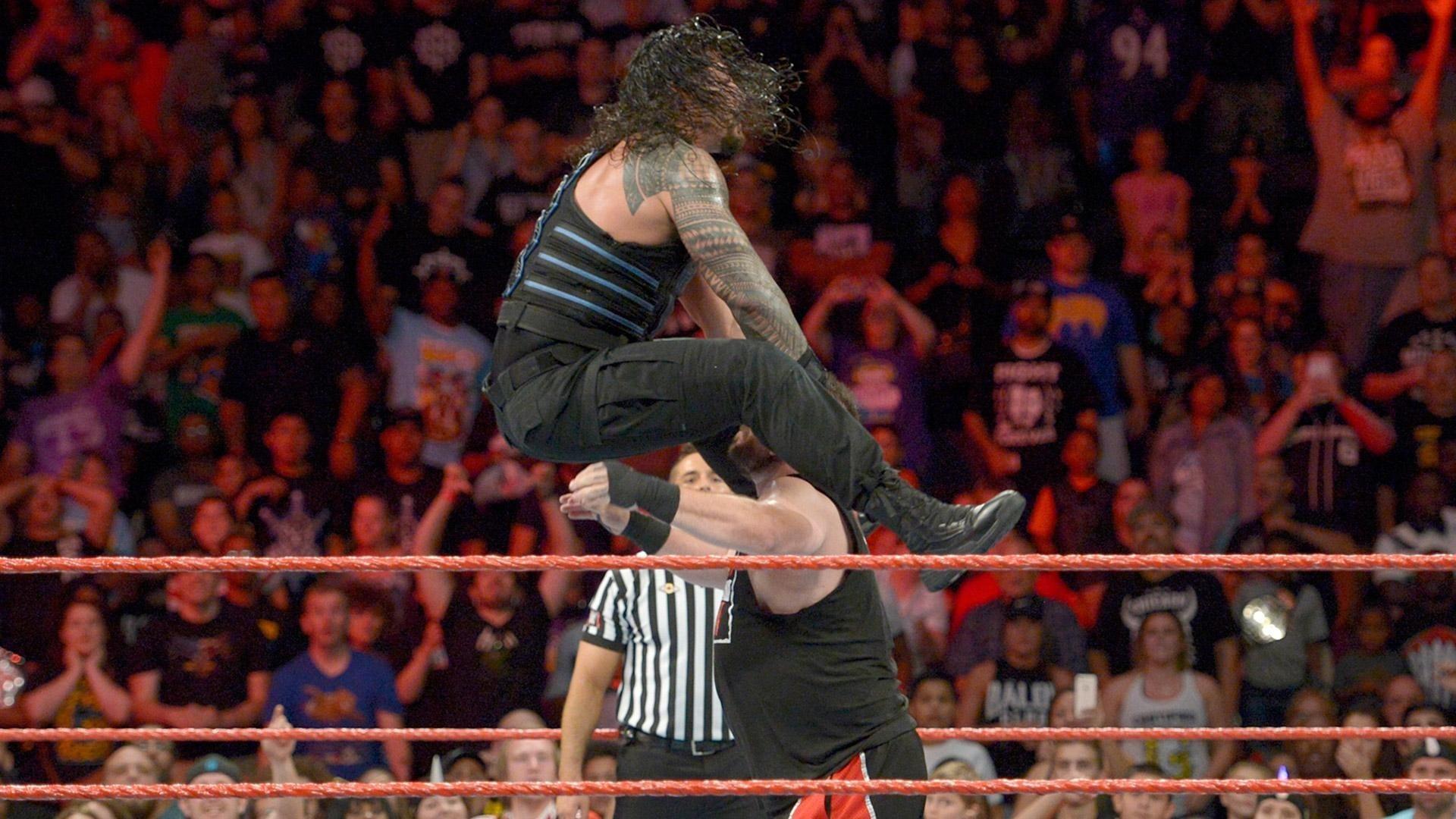 WWE Raw Season 24 :Episode 37  September 12, 2016 (Baltimore, MD)