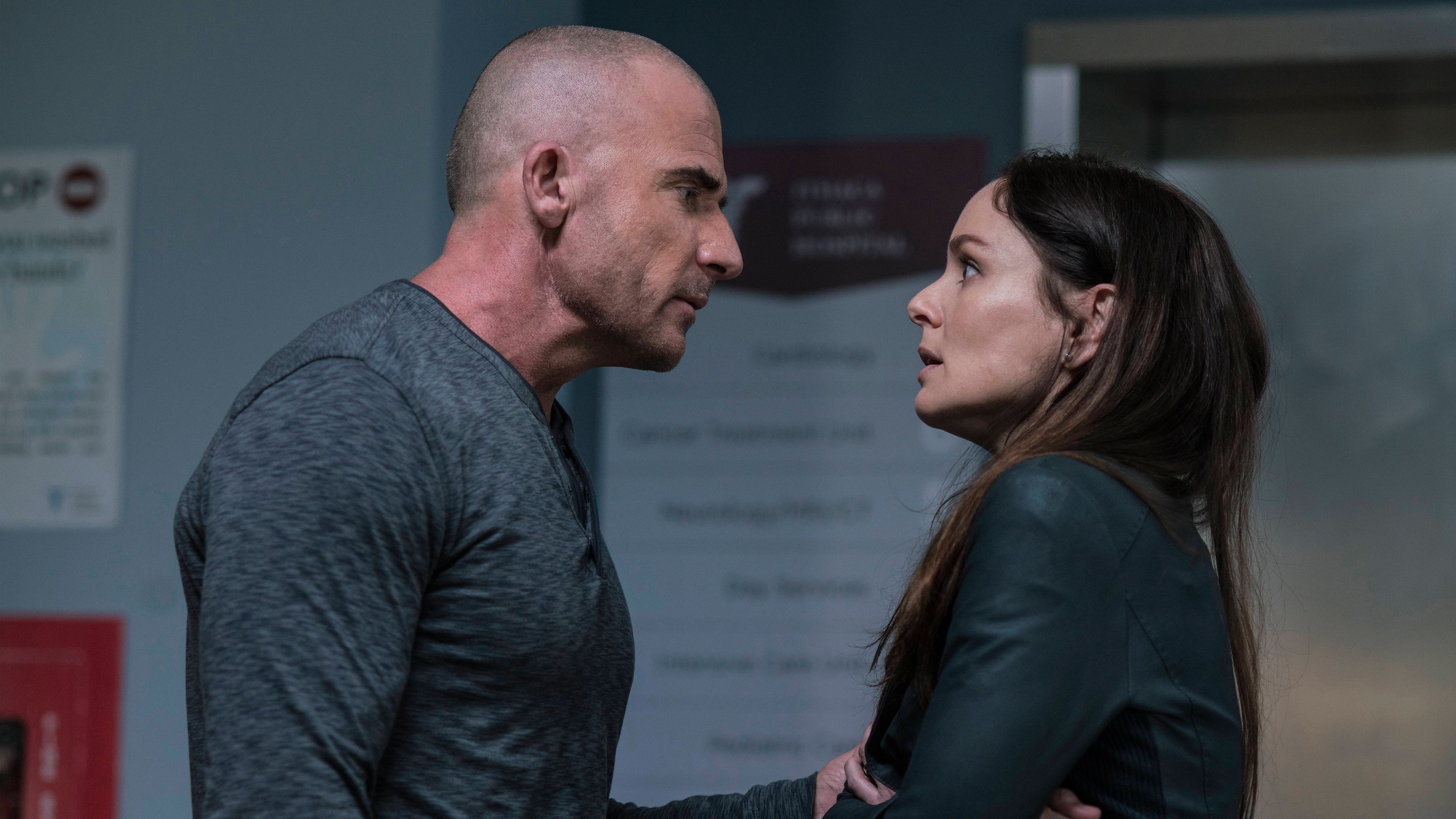 Prison Break - Season 5 Episode 1 : Ogygia