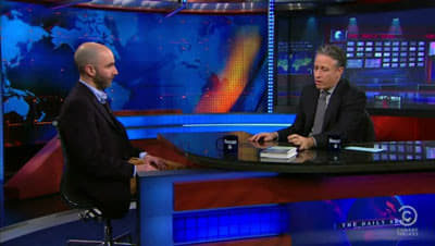 The Daily Show with Trevor Noah Season 16 :Episode 11  Paul Clemens