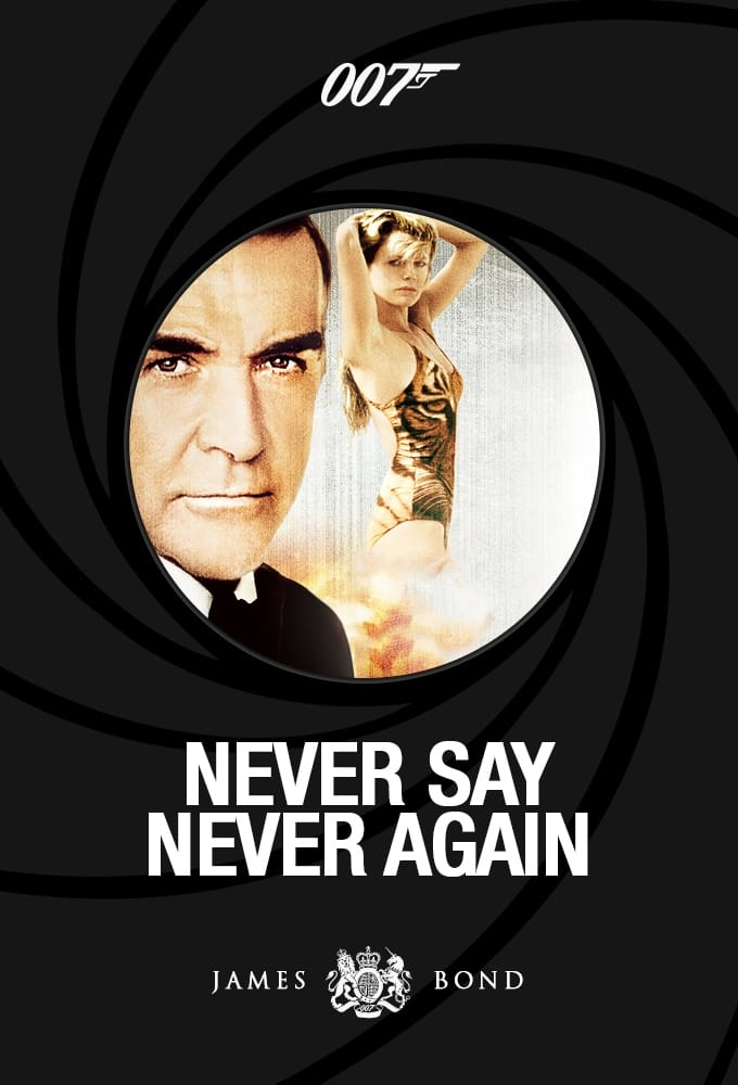 Never say never again the movie