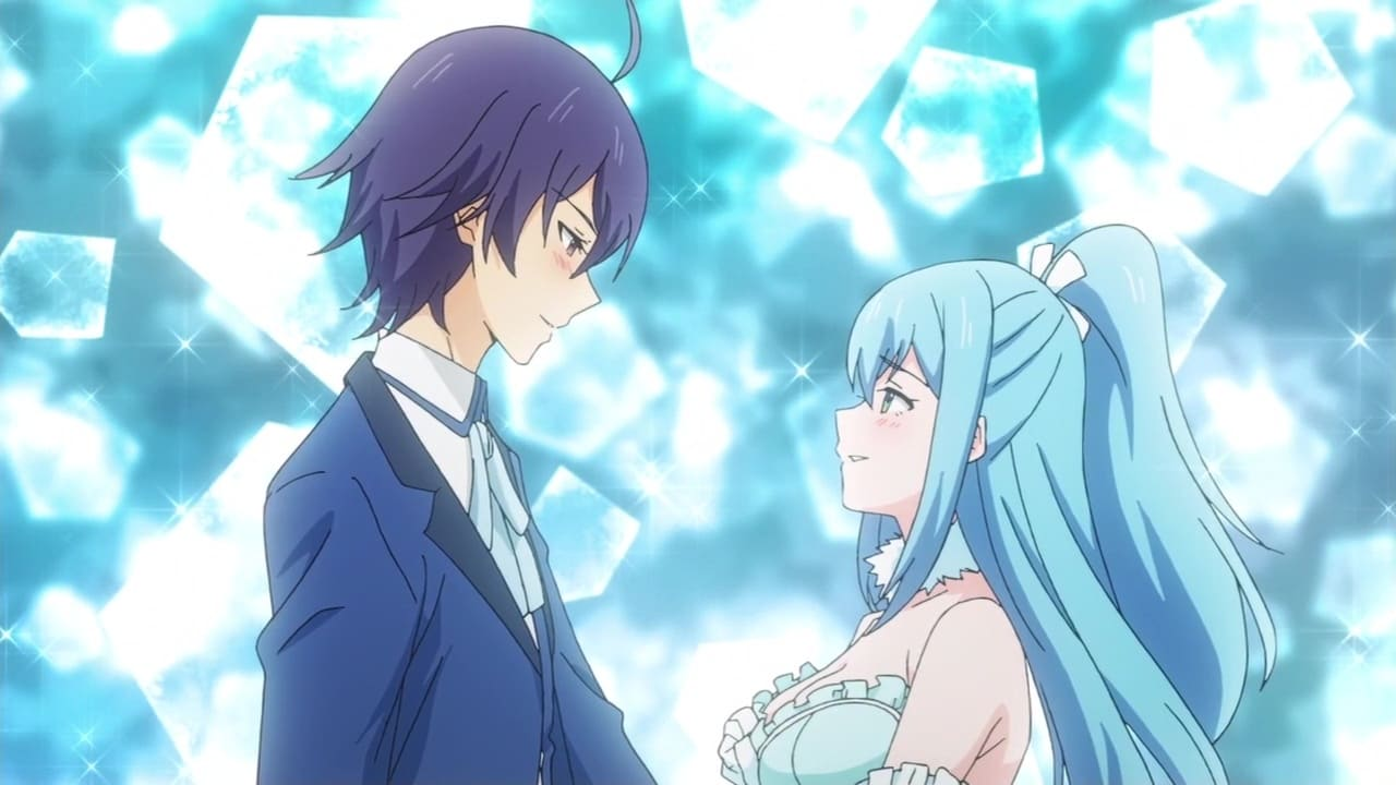 Wise Man's Grandchild Season 1 :Episode 9  The Grandchild, the Magic Gear, and the Engagement Party