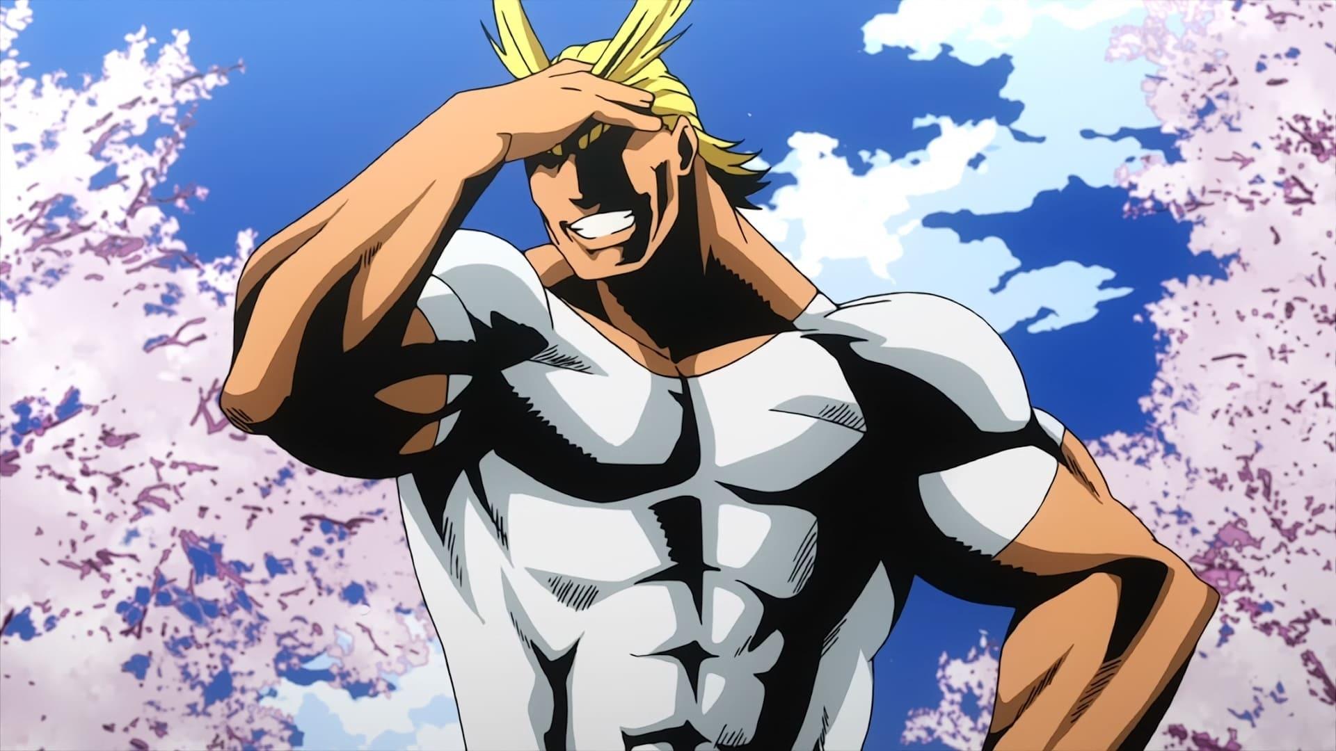 My Hero Academia Season 1 :Episode 1  Izuku Midoriya: Origin