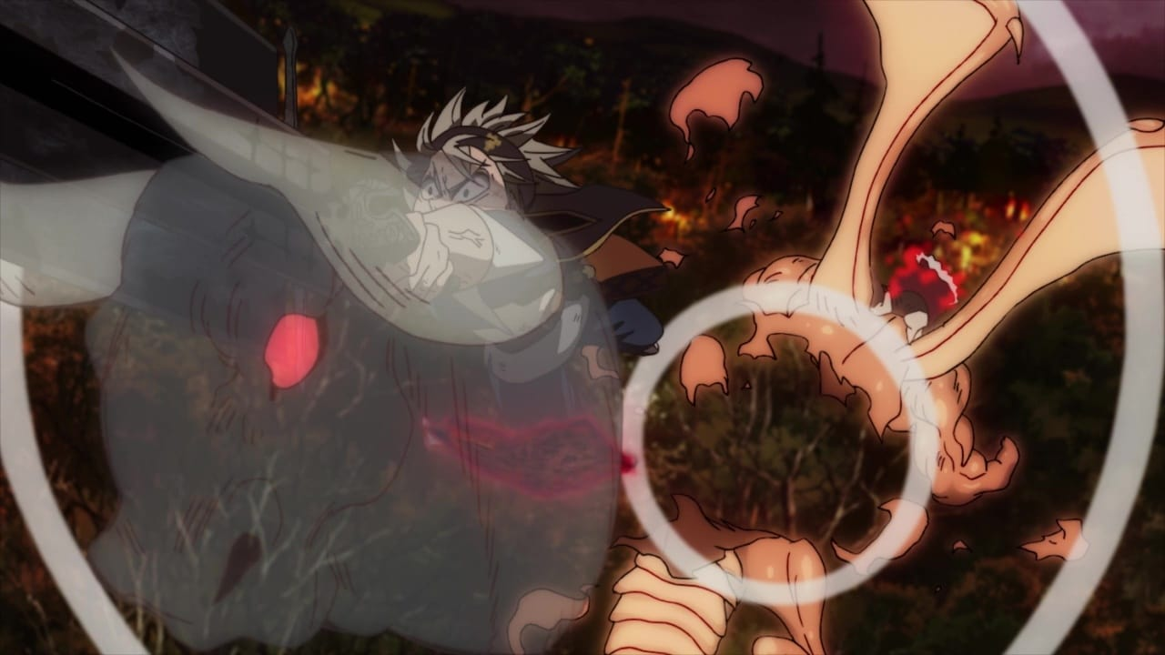 Black Clover Season 1 :Episode 98  The Sleeping Lion