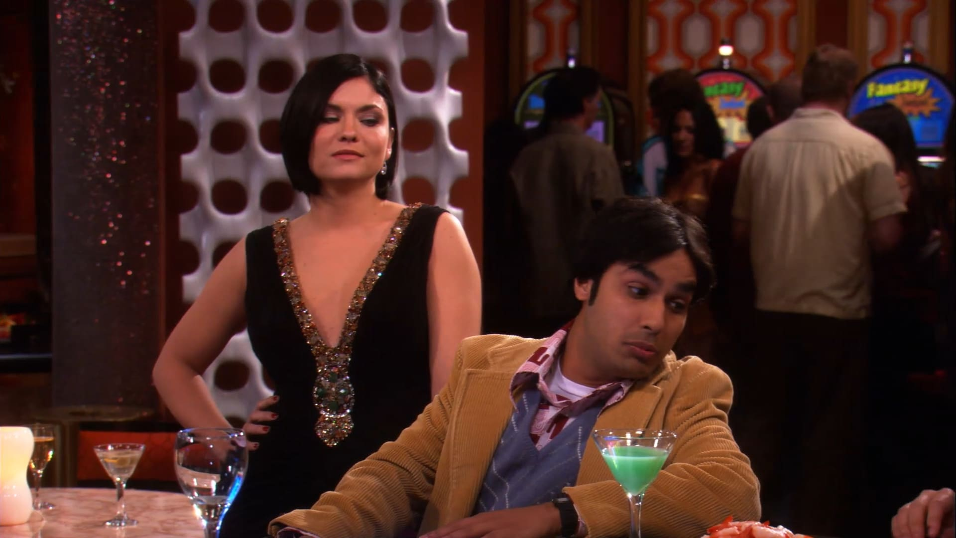 The Big Bang Theory Season 2 :Episode 21  The Vegas Renormalization