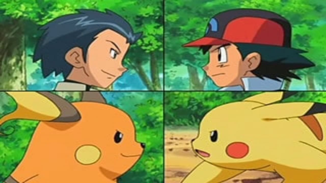 Pokémon Season 11 :Episode 22  Pika and Goliath!