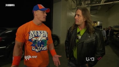WWE Raw Season 15 :Episode 7  Episode #719