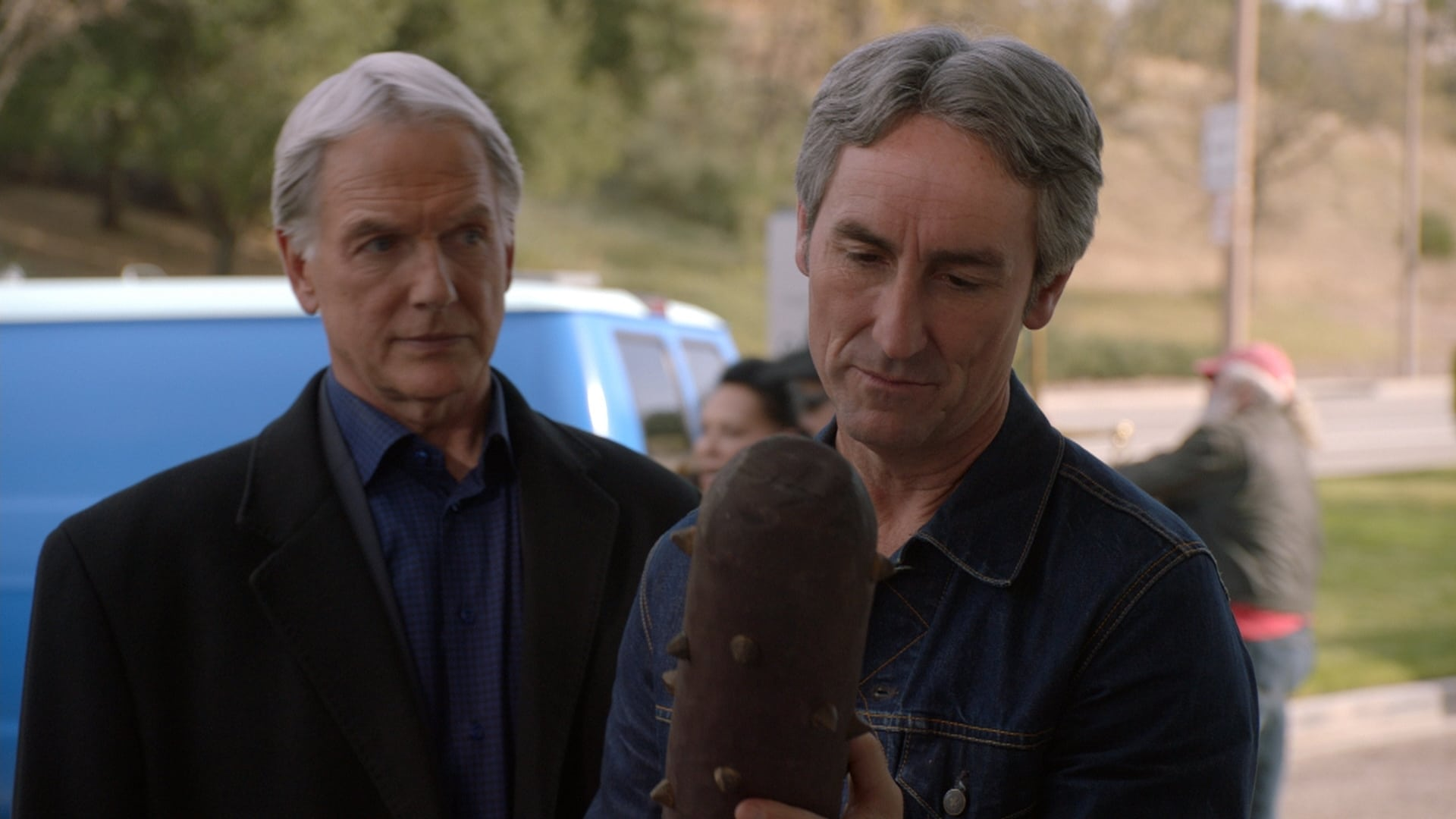 NCIS Season 15 :Episode 17  One Man's Trash