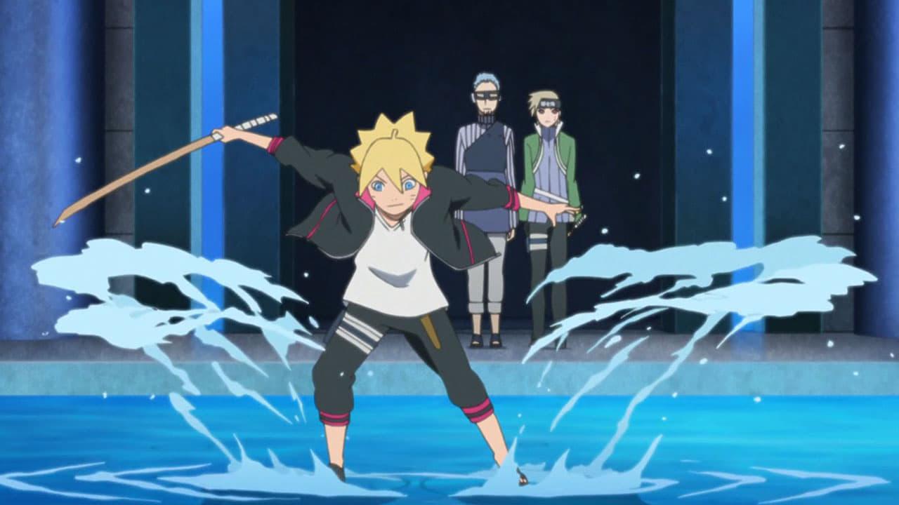 Boruto: Naruto Next Generations Season 1 :Episode 26  The Mizukage's Successor
