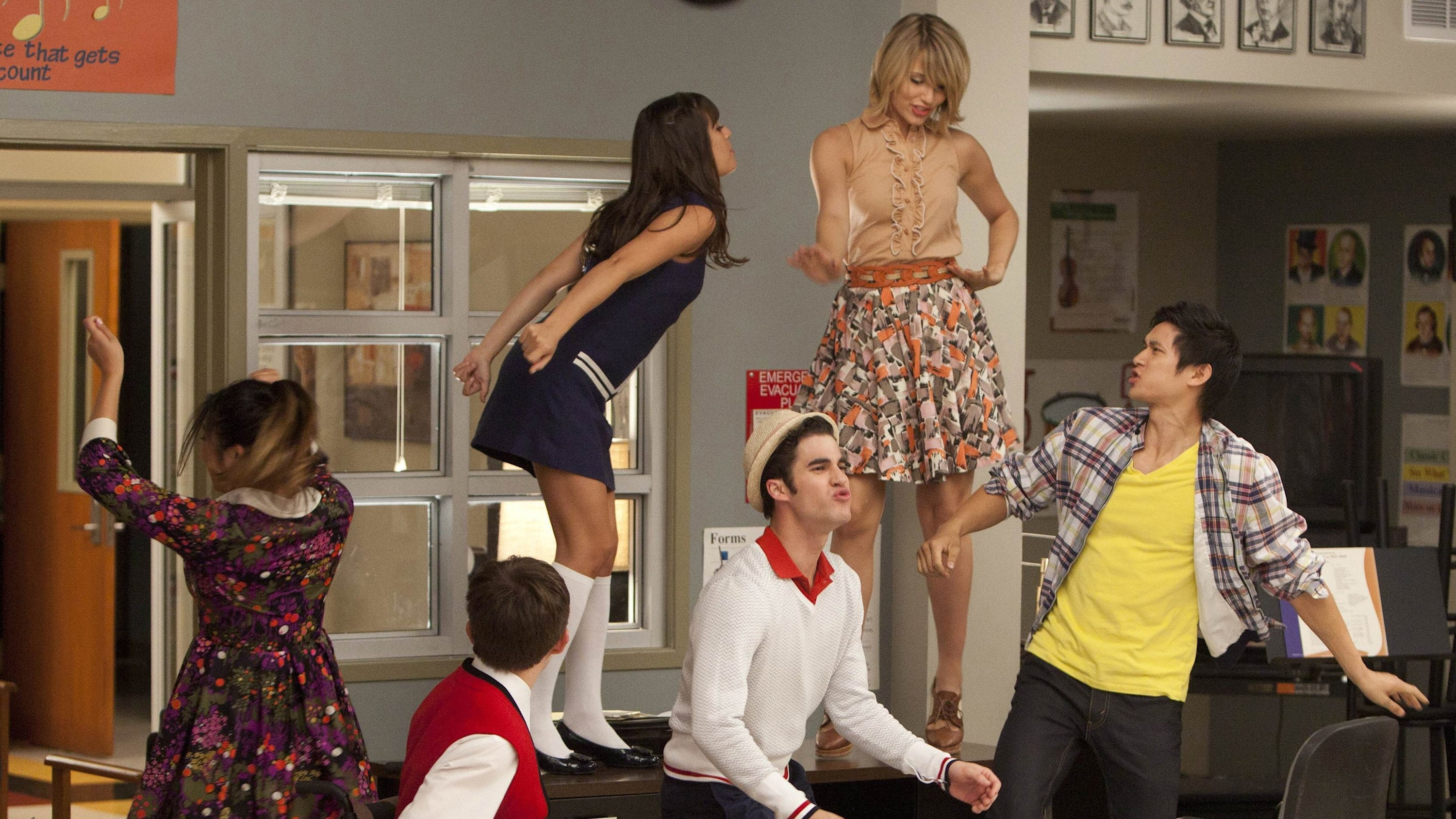 watch the glee project online Watch glee (2009) online free full the purple piano project: episode 2 you can watch glee online for free on this page by streaming the movie in the.