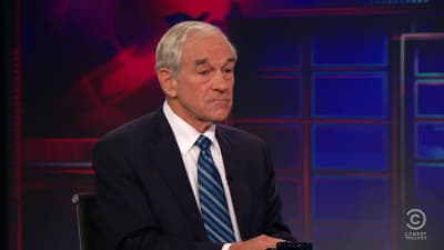 The Daily Show with Trevor Noah Season 16 :Episode 121  Ron Paul