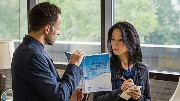 Elementary Season 2 :Episode 2  Solve for X