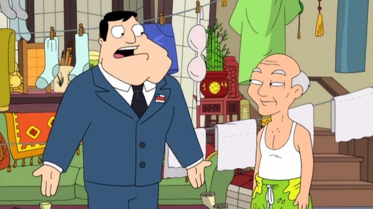 American Dad! - Season 4 Episode 4 : Big Trouble in Little Langley