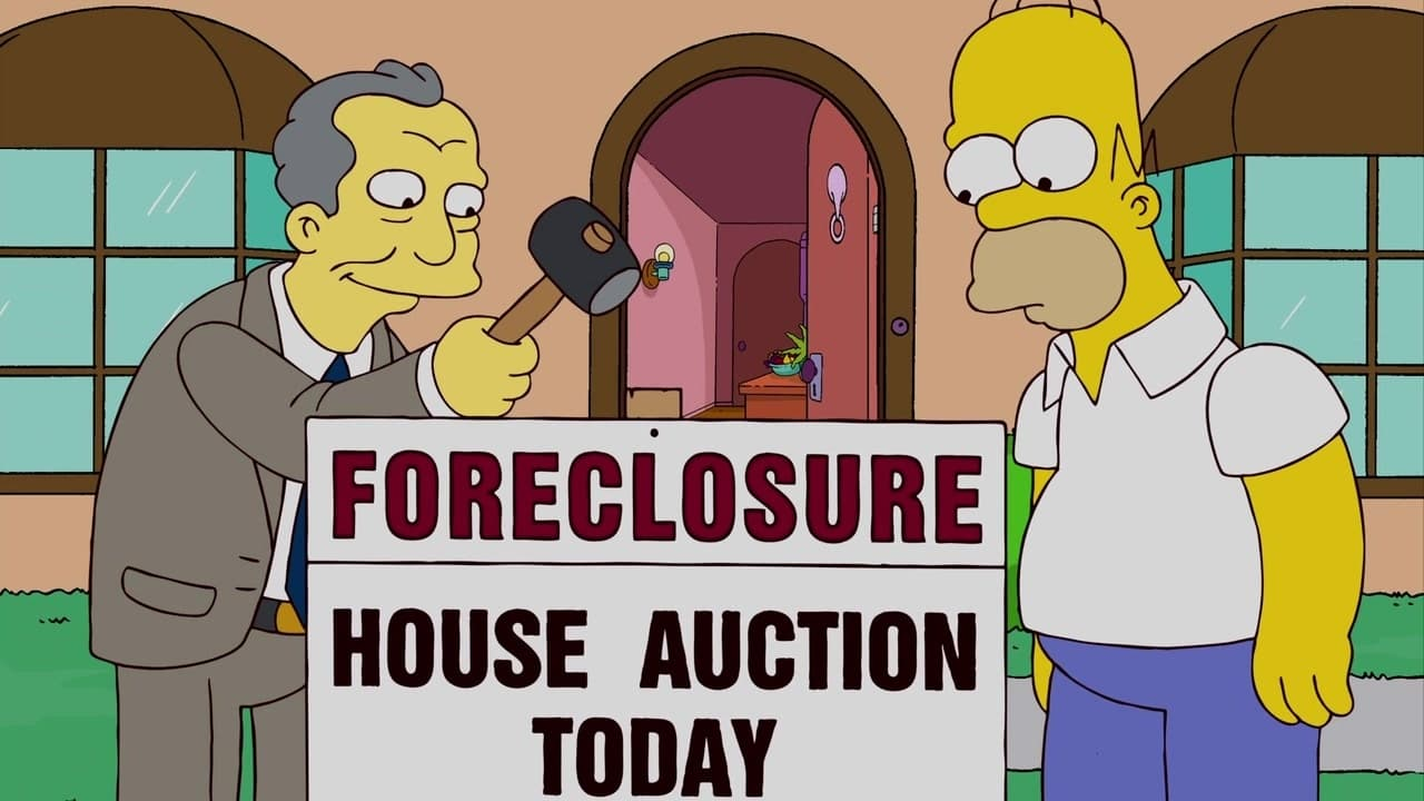 The Simpsons Season 20 :Episode 12  No Loan Again, Naturally