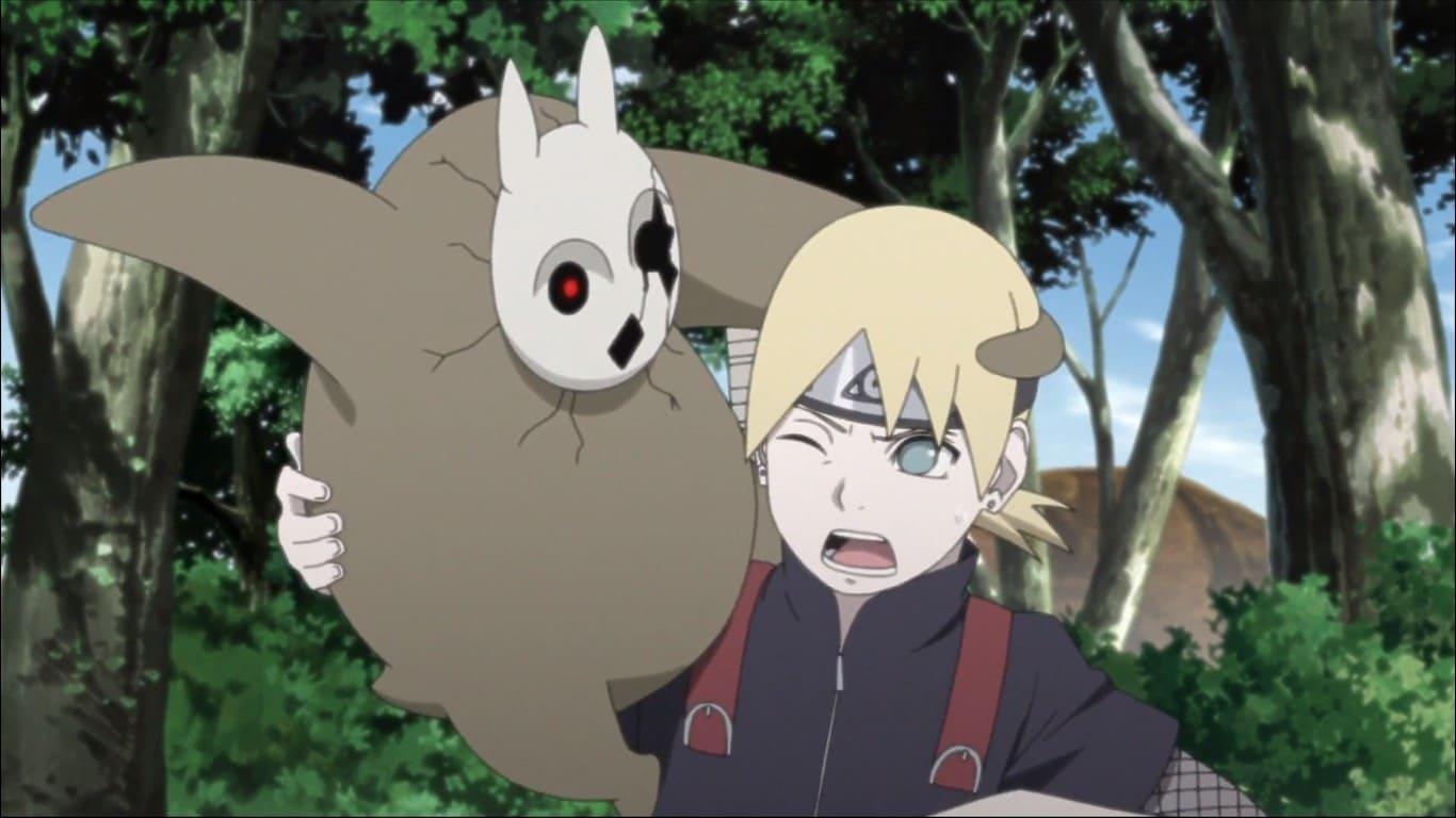 Boruto: Naruto Next Generations Season 1 :Episode 81  Episode 81