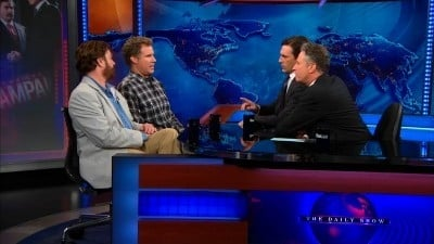 Season 17 :Episode 130  Zach Galifianakas & Will Ferrell