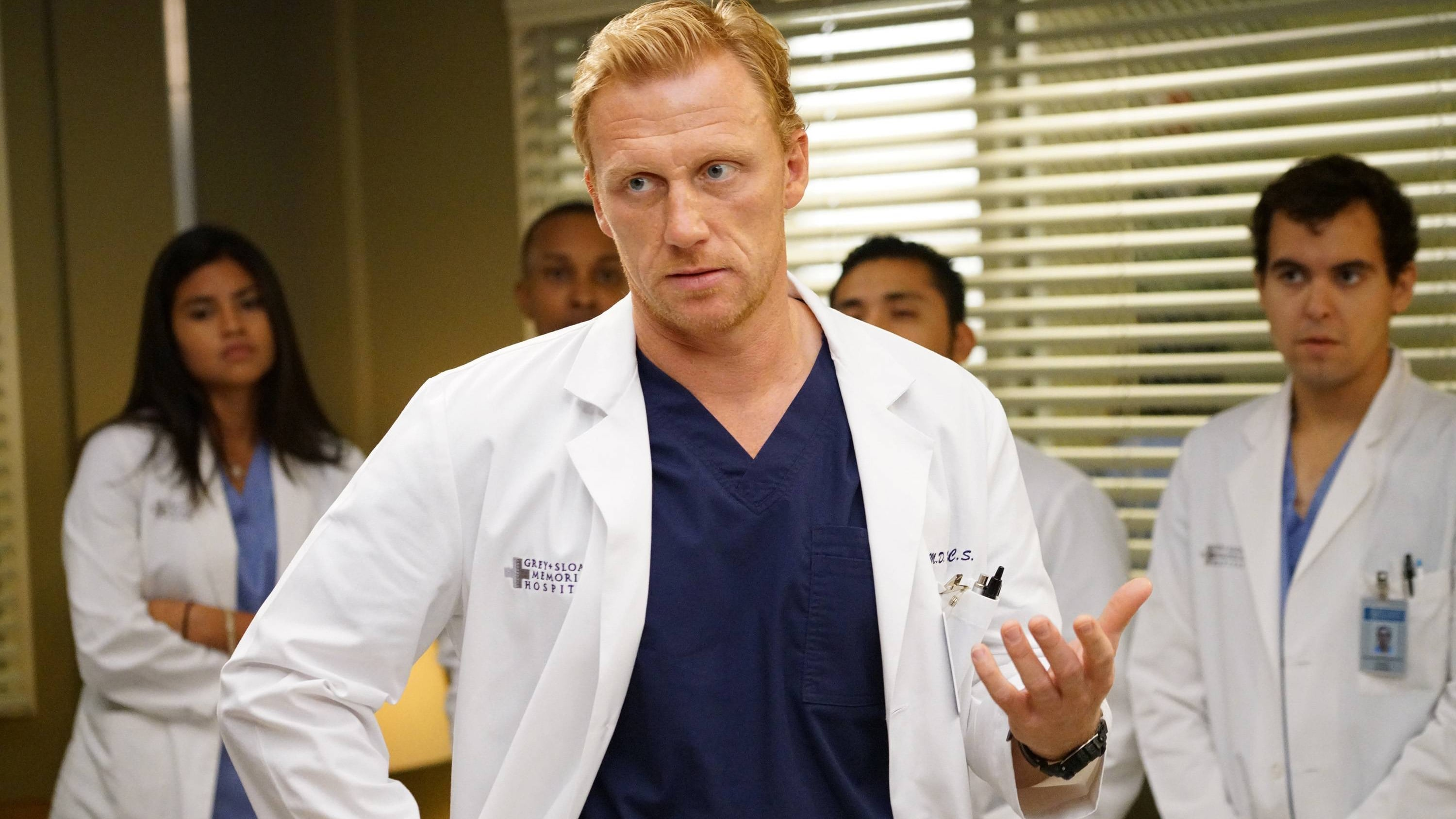 Grey's Anatomy - Season 12 Episode 4 : Old Time Rock'n Roll