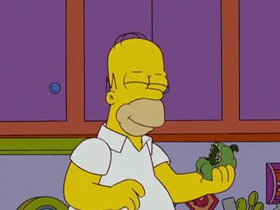 The Simpsons Season 19 : Dial 'N' for Nerder