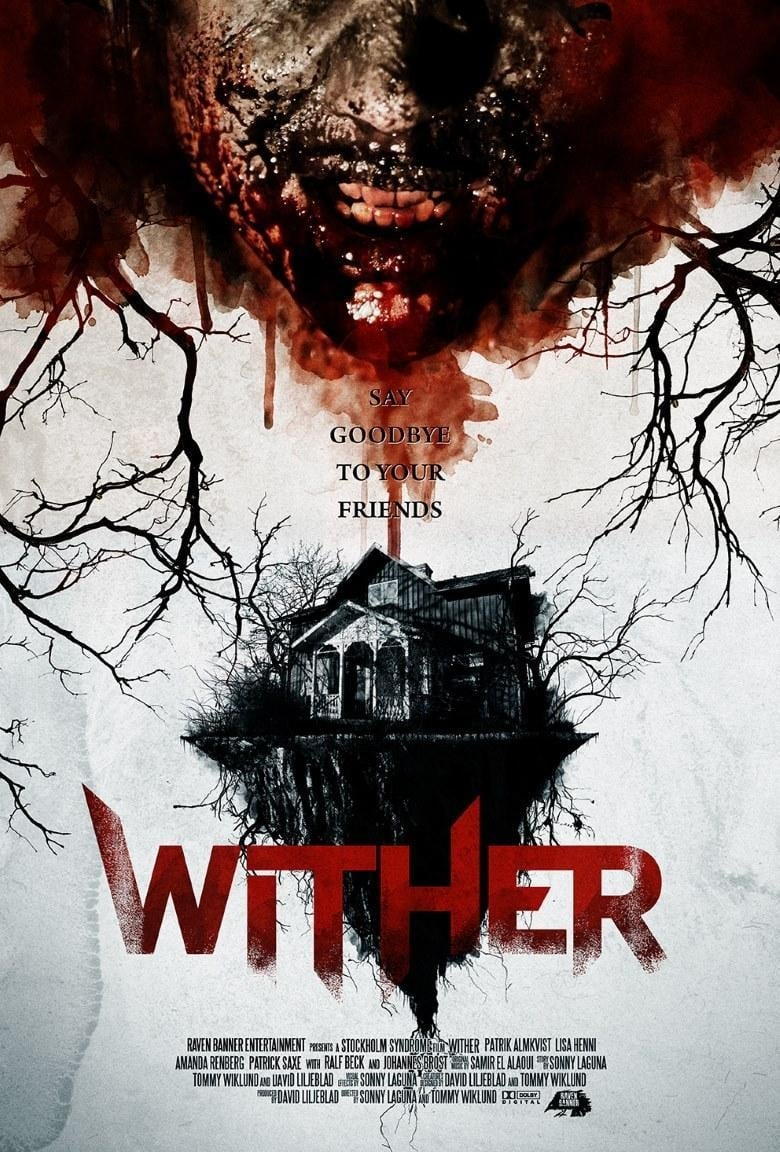 Póster Wither (Posesión infernal)