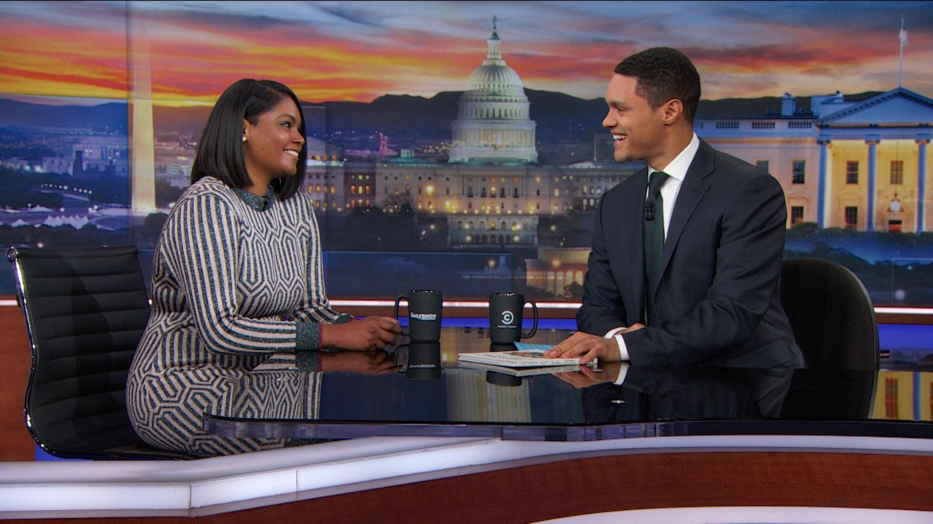 The Daily Show with Trevor Noah Season 23 :Episode 44  Vashti Harrison