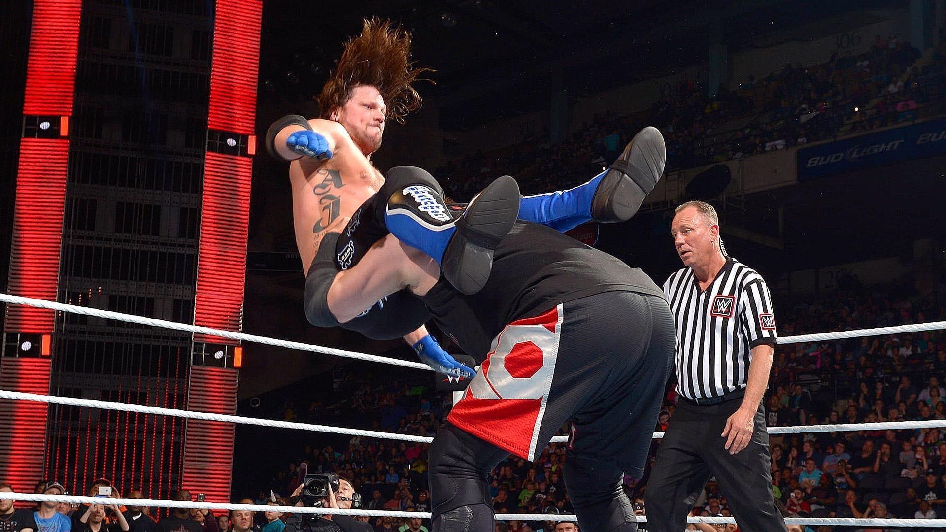 WWE Raw Season 24 :Episode 21  May 23, 2016 (Baltimore, MD)