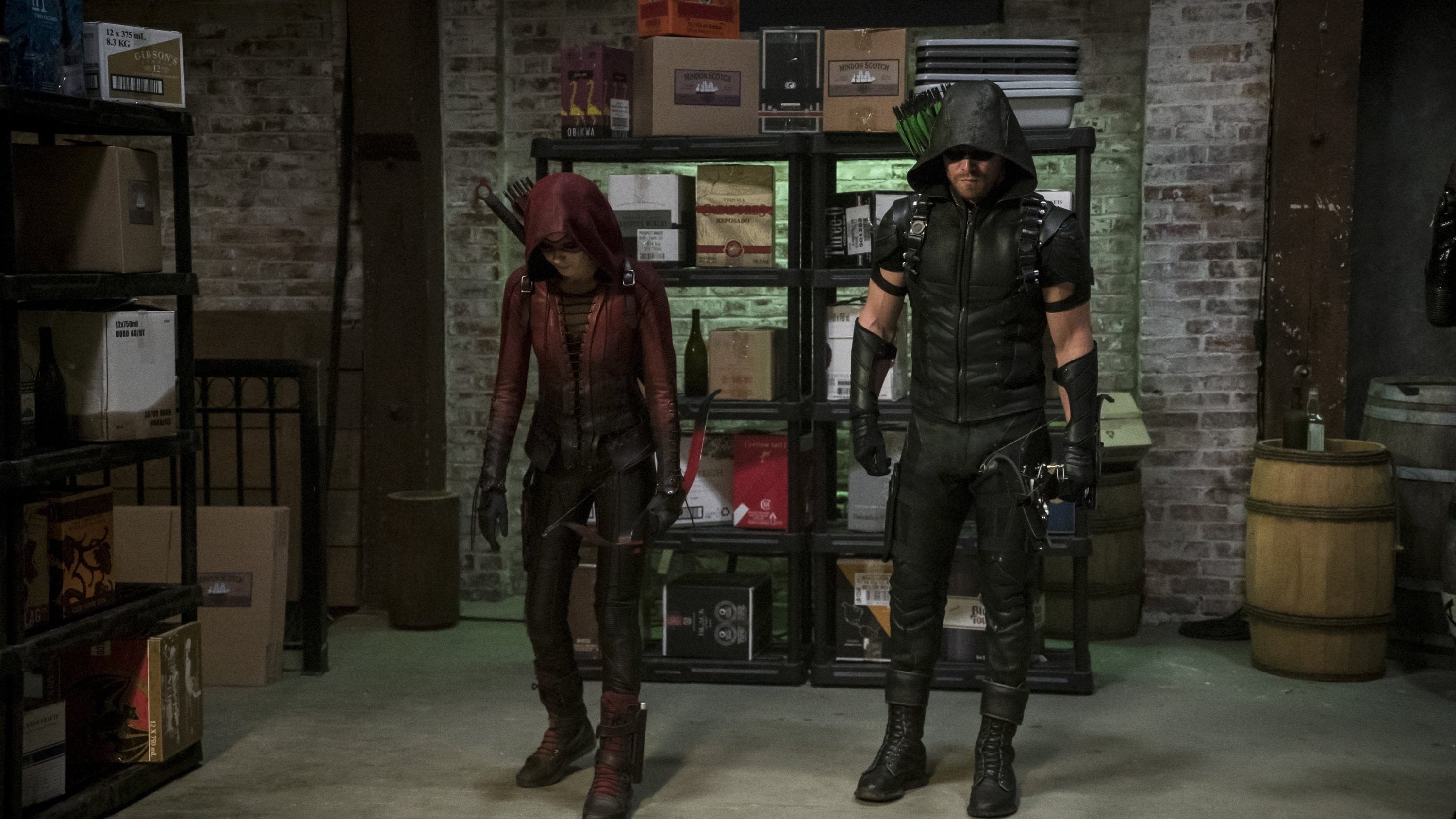 Arrow Season 4 :Episode 2  Kandidaten