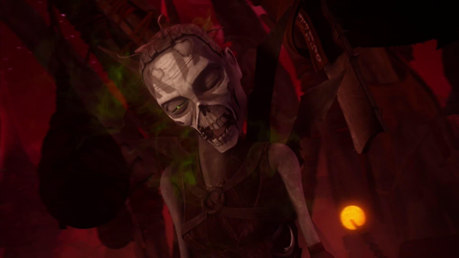 Star Wars: The Clone Wars - Season 4 Episode 19 : Massacre