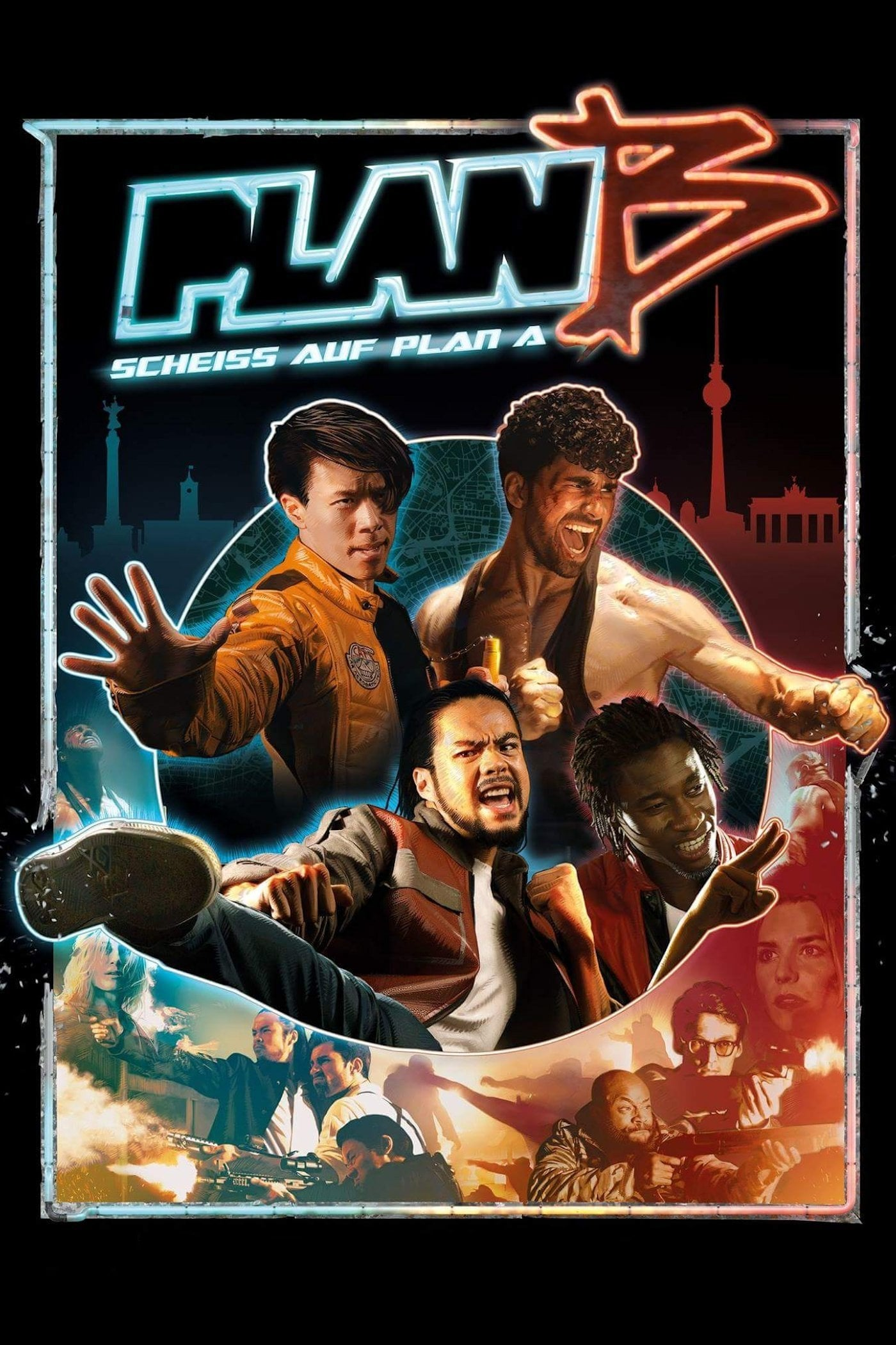 Plano B Torrent (2018) Dual Áudio Dublado BluRay 720p Download