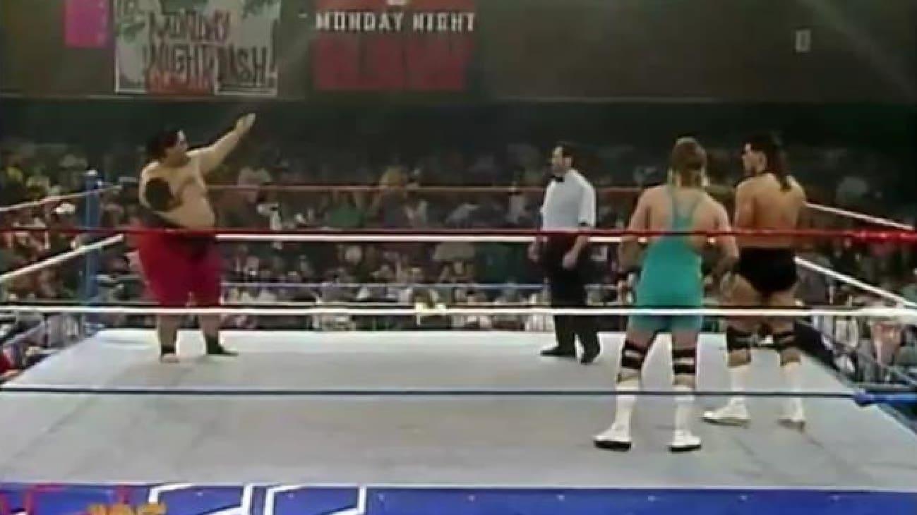 WWE Raw Season 2 :Episode 16  RAW 61