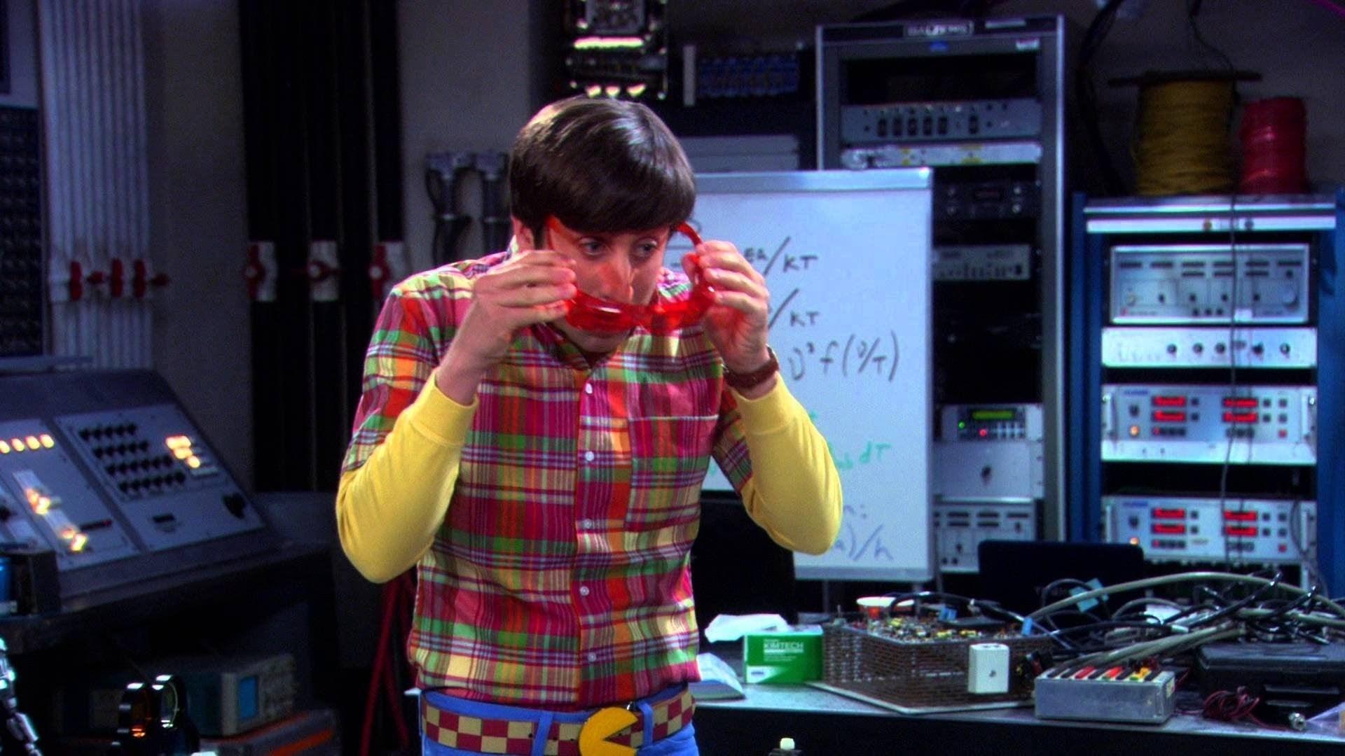 The Big Bang Theory Season 3 : The Psychic Vortex