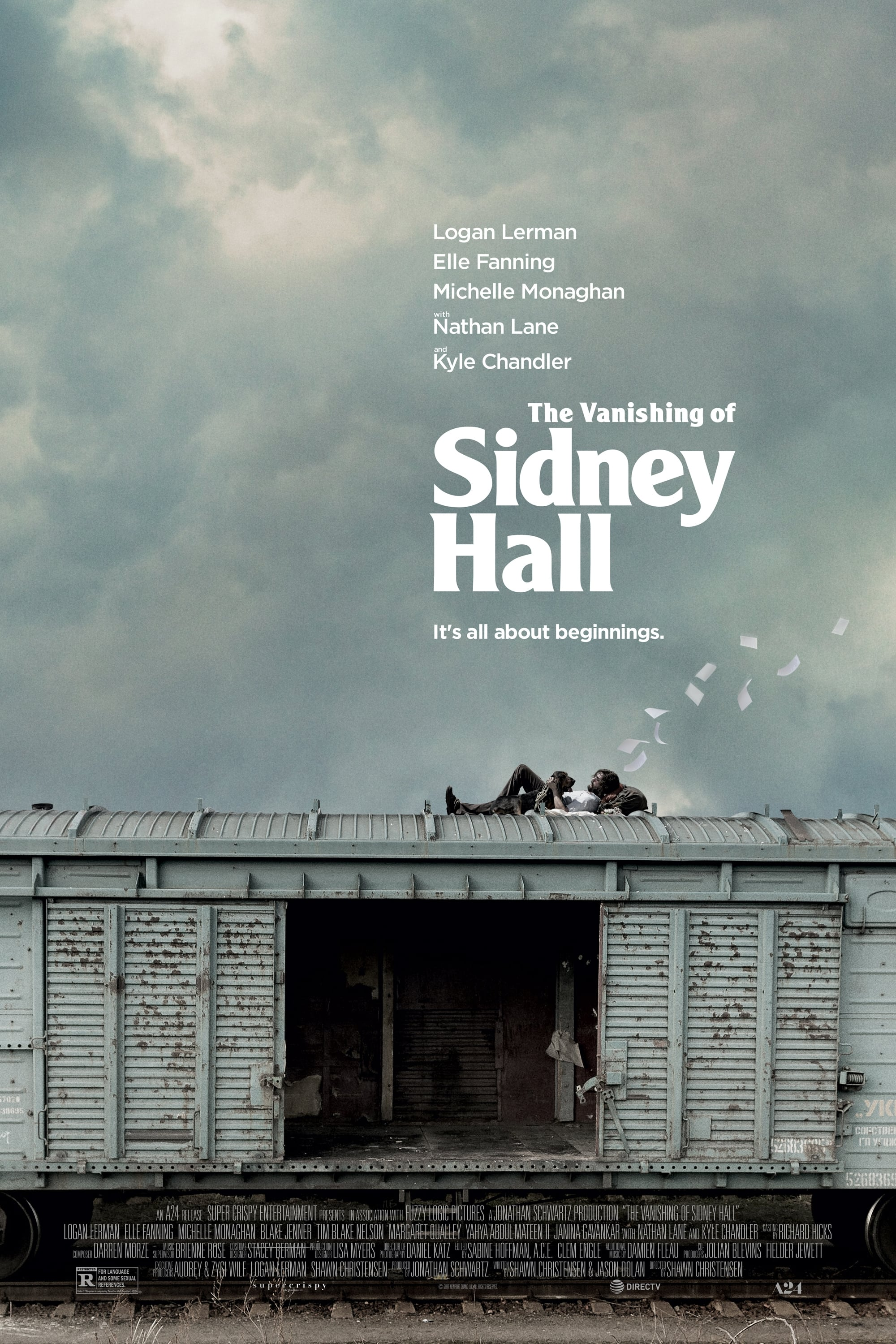 image for The Vanishing of Sidney Hall