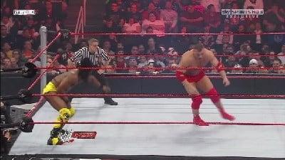 WWE Raw Season 18 :Episode 12  Episode # 724