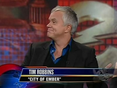 The Daily Show with Trevor Noah Season 13 :Episode 126  Tim Robbins