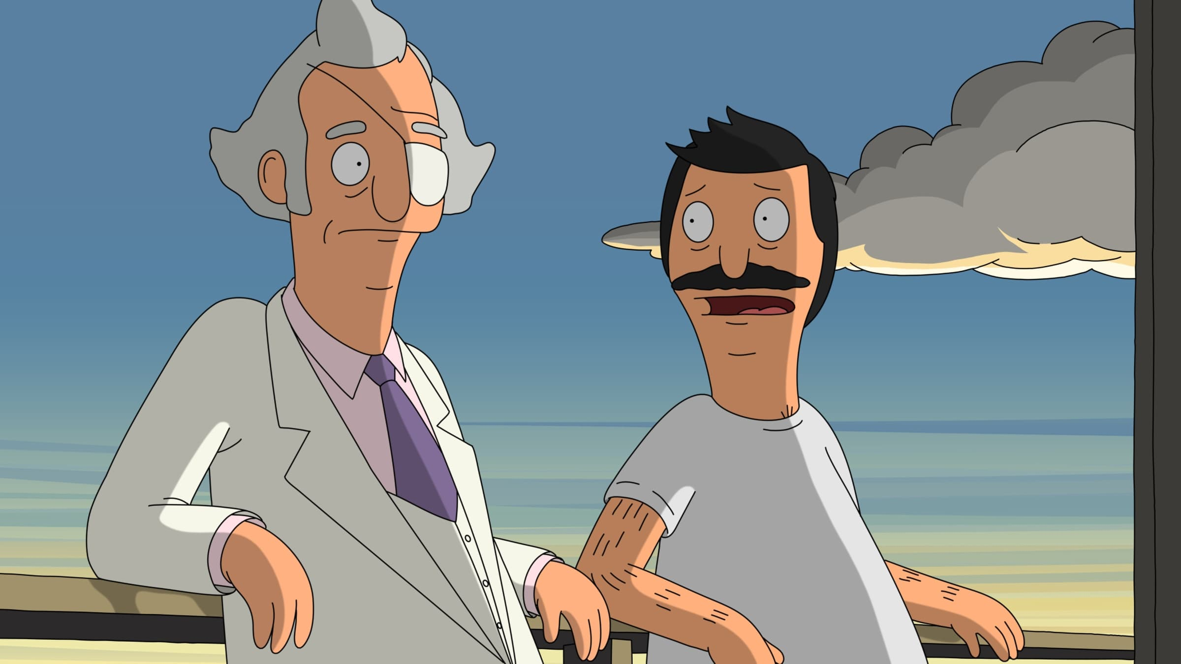 Bob's Burgers - Season 4 Episode 21 : Wharf Horse (or How Bob Saves/Destroys the Town - Part I)
