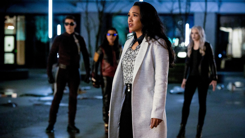 The Flash Season 5 :Episode 22  Legacy