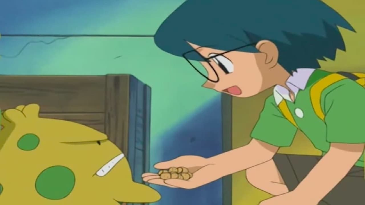 Pokémon Season 6 :Episode 9  Taming of the Shroomish