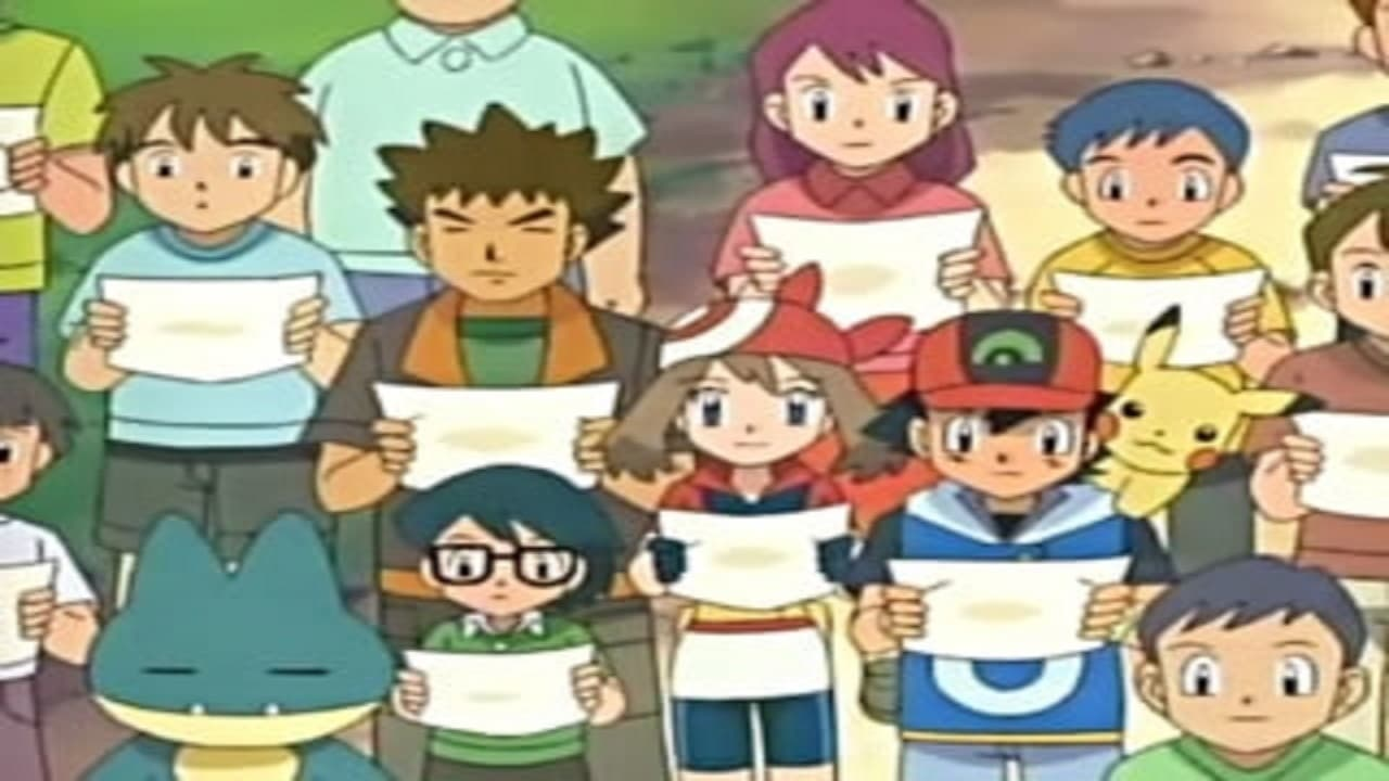 Pokémon Season 9 :Episode 14  Off the Unbeaten Path!