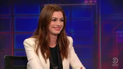 The Daily Show with Trevor Noah Season 16 :Episode 110  Anne Hathaway