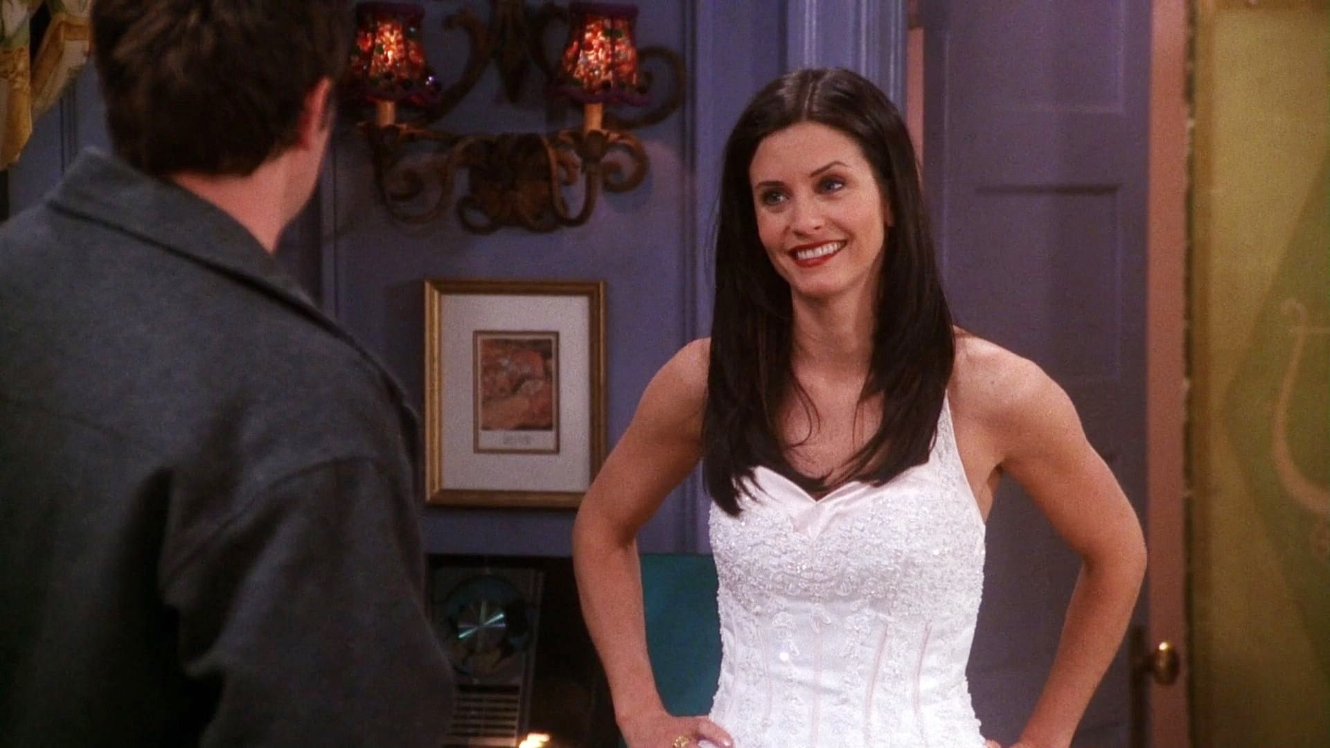 Friends Season 7 :Episode 17  The One with the Cheap Wedding Dress