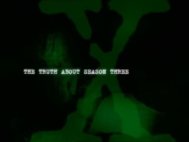 The X-Files Season 0 :Episode 9  The Truth About Season 3