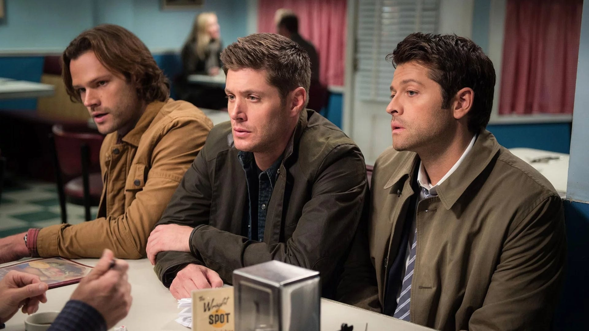 Supernatural Season 12 :Episode 10  Alte Wunden