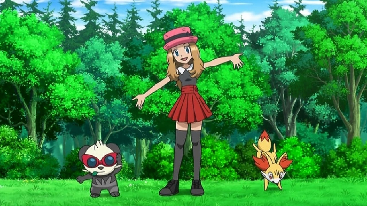 Pokémon Season 18 :Episode 1  Pathways to Performance Partnering!