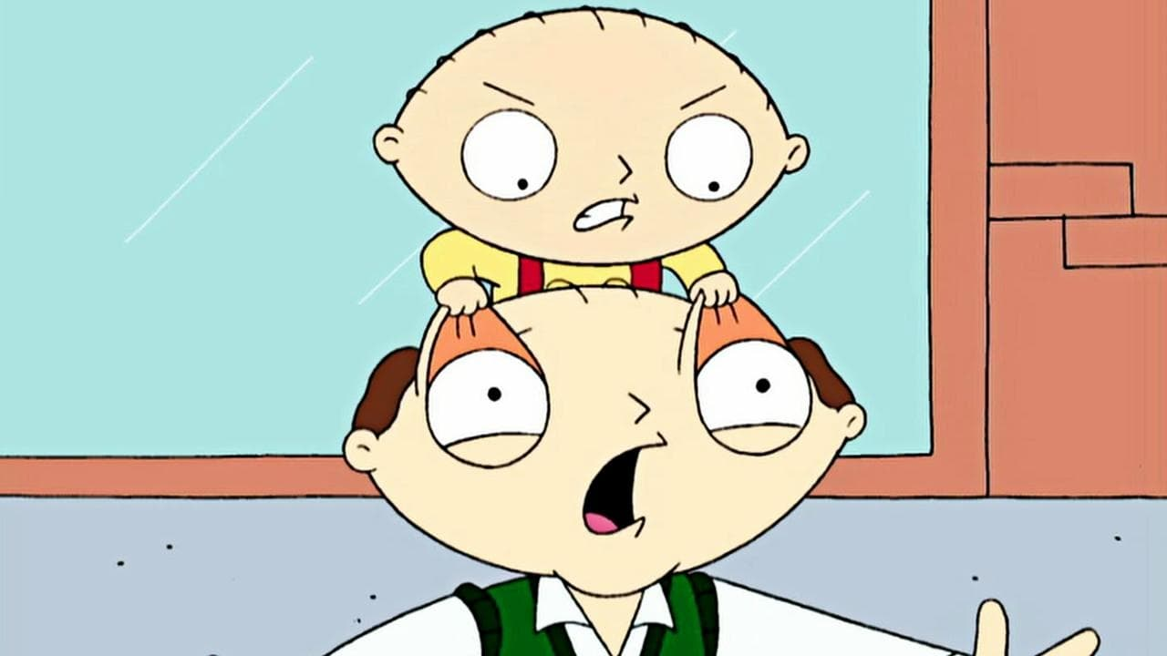 Family Guy - Season 4 Episode 30 : Stu & Stewie's Excellent Adventure