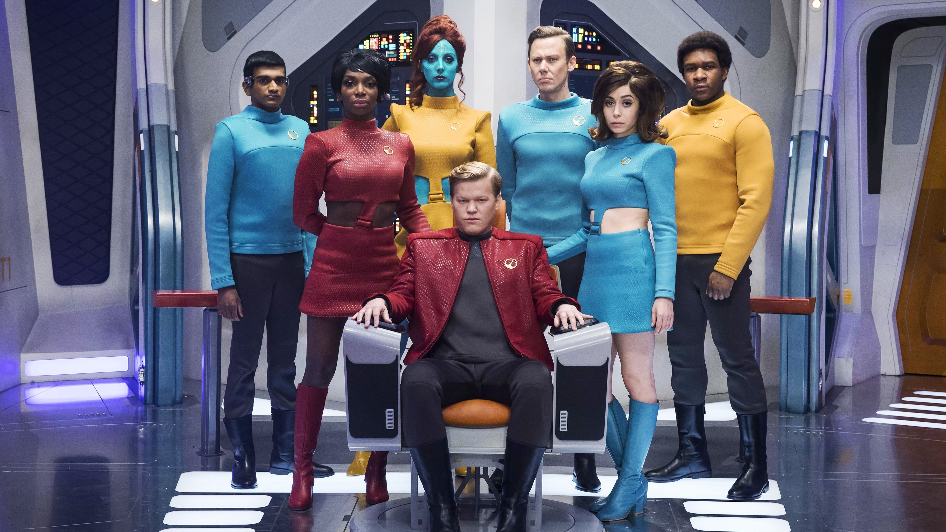 Black Mirror Season 4 :Episode 1  USS Callister