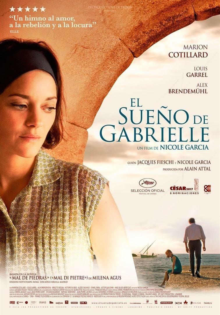Póster El sueño de Gabrielle