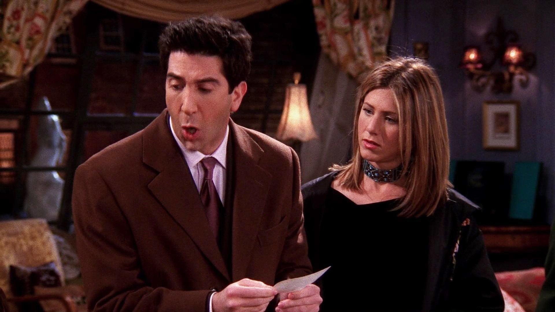 Friends Season 8 :Episode 18  The One in Massapequa