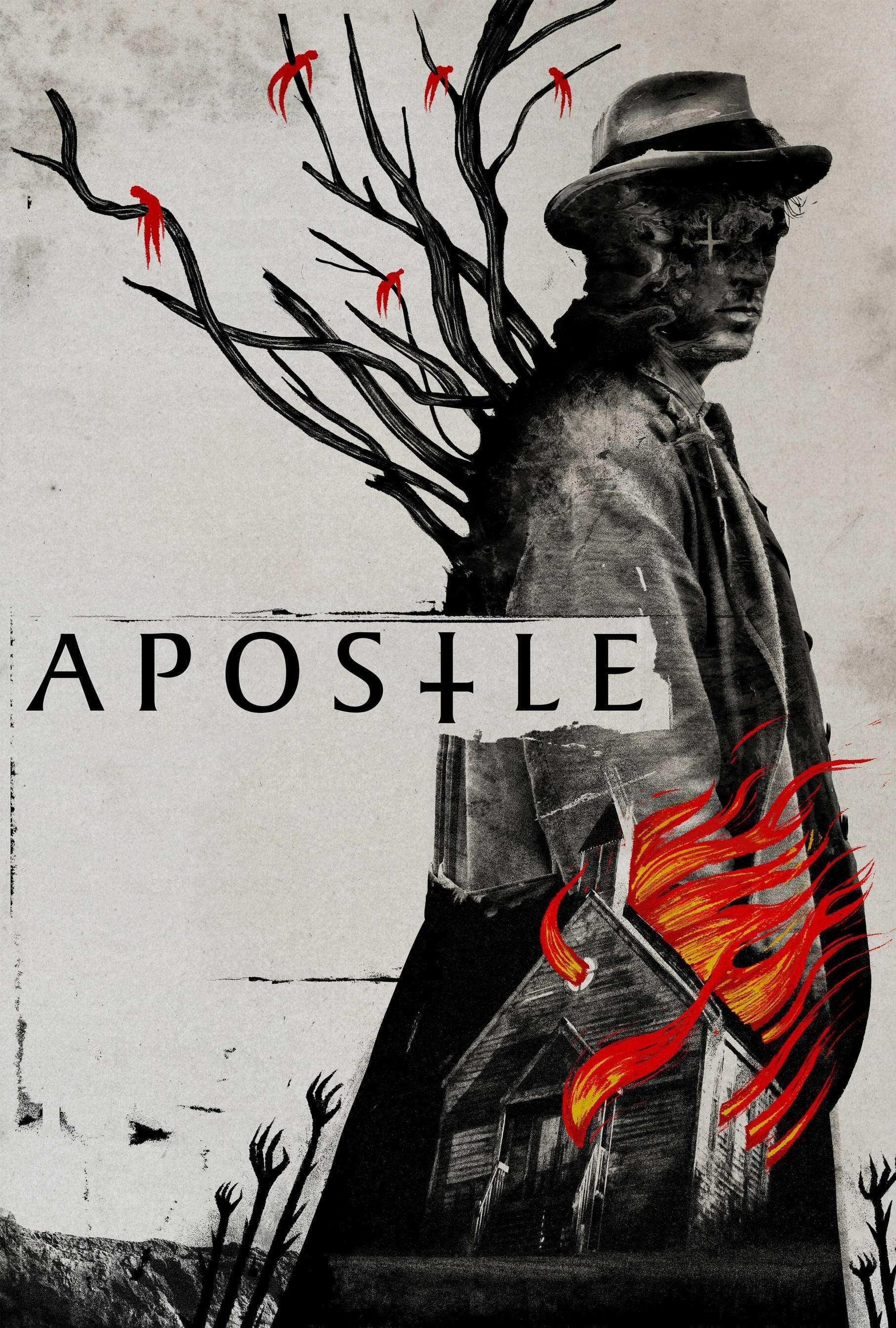 Póster El apóstol